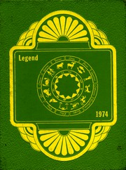 1974 Edition, Ovid Elsie High School - Legend Yearbook (Elsie, MI)
