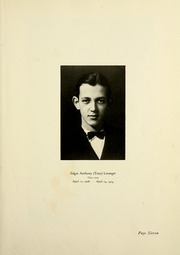 Page 15, 1924 Edition, Highland Park High School - Polar Bear Yearbook (Highland Park, MI) online yearbook collection