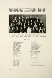 Page 16, 1927 Edition, Highland Park High School - Polar Bear Yearbook (Highland Park, MI) online yearbook collection