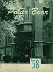 Page 1, 1958 Edition, Highland Park High School - Polar Bear Yearbook (Highland Park, MI) online yearbook collection