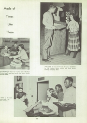 Page 15, 1958 Edition, Highland Park High School - Polar Bear Yearbook (Highland Park, MI) online yearbook collection