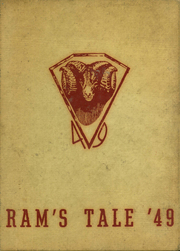 1949 Edition, Rockford High School - Rams Tale Yearbook (Rockford, MI)
