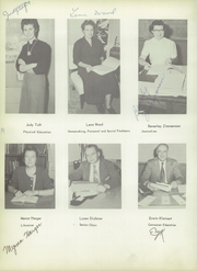Page 14, 1954 Edition, Rockford High School - Rams Tale Yearbook (Rockford, MI) online yearbook collection
