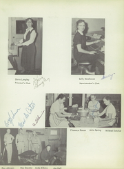 Page 15, 1954 Edition, Rockford High School - Rams Tale Yearbook (Rockford, MI) online yearbook collection