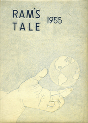 1955 Edition, Rockford High School - Rams Tale Yearbook (Rockford, MI)