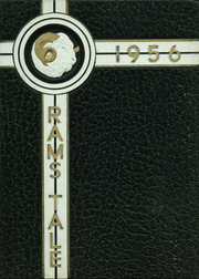 1956 Edition, Rockford High School - Rams Tale Yearbook (Rockford, MI)