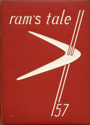 1957 Edition, Rockford High School - Rams Tale Yearbook (Rockford, MI)