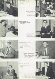 Page 11, 1957 Edition, Rockford High School - Rams Tale Yearbook (Rockford, MI) online yearbook collection