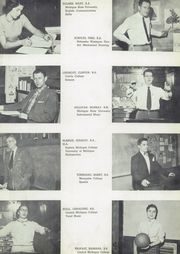 Page 13, 1957 Edition, Rockford High School - Rams Tale Yearbook (Rockford, MI) online yearbook collection