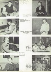 Page 14, 1957 Edition, Rockford High School - Rams Tale Yearbook (Rockford, MI) online yearbook collection