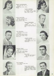 Page 17, 1957 Edition, Rockford High School - Rams Tale Yearbook (Rockford, MI) online yearbook collection