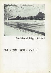 Page 7, 1957 Edition, Rockford High School - Rams Tale Yearbook (Rockford, MI) online yearbook collection