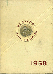1958 Edition, Rockford High School - Rams Tale Yearbook (Rockford, MI)