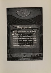 Page 15, 1927 Edition, Central High School - Prospectus Yearbook (Flint, MI) online yearbook collection