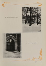 Page 17, 1927 Edition, Central High School - Prospectus Yearbook (Flint, MI) online yearbook collection