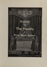 Page 9, 1927 Edition, Central High School - Prospectus Yearbook (Flint, MI) online yearbook collection