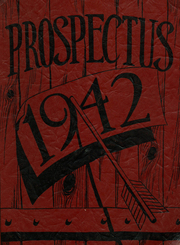 1942 Edition, Central High School - Prospectus Yearbook (Flint, MI)