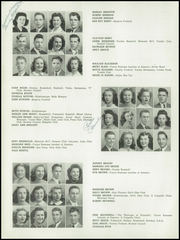 Page 14, 1946 Edition, Central High School - Prospectus Yearbook (Flint, MI) online yearbook collection