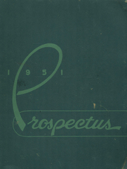 Page 1, 1951 Edition, Central High School - Prospectus Yearbook (Flint, MI) online yearbook collection