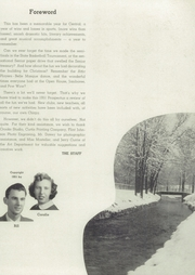 Page 5, 1951 Edition, Central High School - Prospectus Yearbook (Flint, MI) online yearbook collection