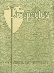 1953 Edition, Central High School - Prospectus Yearbook (Flint, MI)