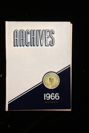 1966 Edition, Jefferson High School - Archives Yearbook (Monroe, MI)