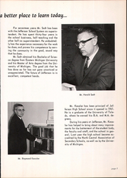 Page 11, 1966 Edition, Jefferson High School - Archives Yearbook (Monroe, MI) online yearbook collection