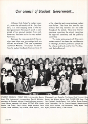 Jefferson High School - Archives Yearbook (Monroe, MI) online yearbook collection, 1966 Edition, Page 28