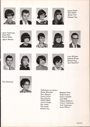 Jefferson High School - Archives Yearbook (Monroe, MI) online yearbook collection, 1966 Edition, Page 73