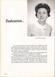 Page 8, 1966 Edition, Jefferson High School - Archives Yearbook (Monroe, MI) online yearbook collection