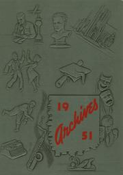 Page 1, 1951 Edition, Everett High School - Archives Yearbook (Lansing, MI) online yearbook collection