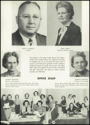 Page 12, 1951 Edition, Everett High School - Archives Yearbook (Lansing, MI) online yearbook collection