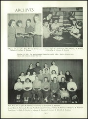 Page 52, 1954 Edition, Everett High School - Archives Yearbook (Lansing, MI) online yearbook collection