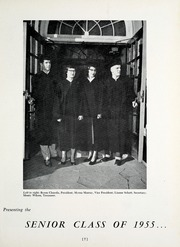 Page 11, 1955 Edition, Everett High School - Archives Yearbook (Lansing, MI) online yearbook collection