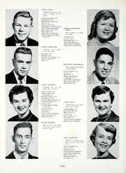 Page 16, 1955 Edition, Everett High School - Archives Yearbook (Lansing, MI) online yearbook collection