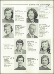 Page 15, 1959 Edition, Everett High School - Archives Yearbook (Lansing, MI) online yearbook collection