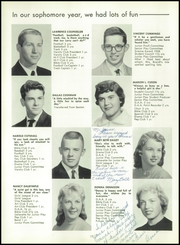 Page 16, 1959 Edition, Everett High School - Archives Yearbook (Lansing, MI) online yearbook collection