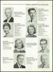 Page 17, 1959 Edition, Everett High School - Archives Yearbook (Lansing, MI) online yearbook collection