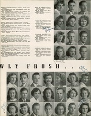 Page 11, 1943 Edition, Redford High School - Redford Yearbook (Detroit, MI) online yearbook collection