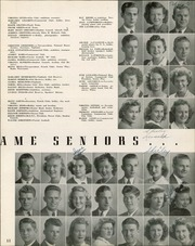 Page 13, 1943 Edition, Redford High School - Redford Yearbook (Detroit, MI) online yearbook collection