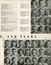 Page 17, 1943 Edition, Redford High School - Redford Yearbook (Detroit, MI) online yearbook collection