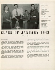 Page 9, 1943 Edition, Redford High School - Redford Yearbook (Detroit, MI) online yearbook collection