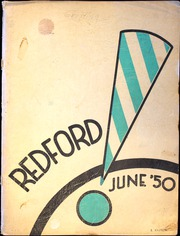 1950 Edition, Redford High School - Redford Yearbook (Detroit, MI)