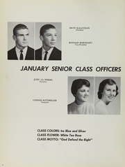 Page 10, 1960 Edition, Redford High School - Redford Yearbook (Detroit, MI) online yearbook collection