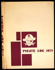 Pinckney High School - Pirate Log Yearbook (Pinckney, MI) online yearbook collection, 1971 Edition, Page 1