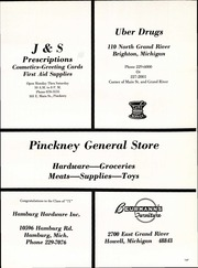 Page 151, 1971 Edition, Pinckney High School - Pirate Log Yearbook (Pinckney, MI) online yearbook collection