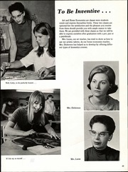 Pinckney High School - Pirate Log Yearbook (Pinckney, MI) online yearbook collection, 1971 Edition, Page 29