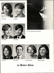 Pinckney High School - Pirate Log Yearbook (Pinckney, MI) online yearbook collection, 1971 Edition, Page 55