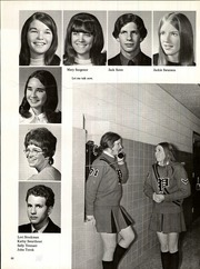Pinckney High School - Pirate Log Yearbook (Pinckney, MI) online yearbook collection, 1971 Edition, Page 56