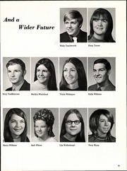 Pinckney High School - Pirate Log Yearbook (Pinckney, MI) online yearbook collection, 1971 Edition, Page 57